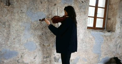 Maria Manousakis at Museum Vlatos