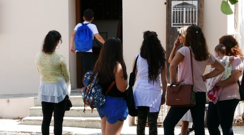Οι μαθητές του Δραπανιά επισκέπτονται το Μουσείο Βλάτου